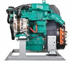 20 KW DC Generator