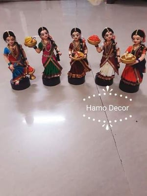 Home Decor Indian Doll