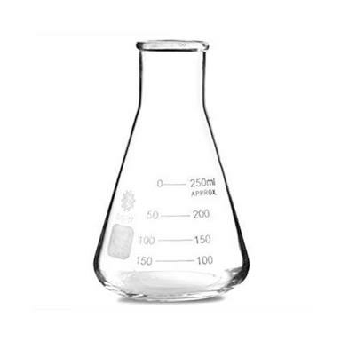 Laboratory Glass Conical Flask