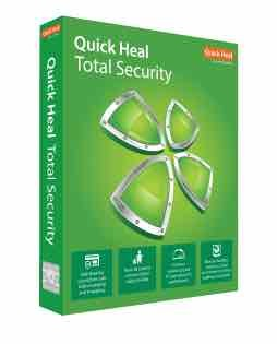 Quick Heal Total Security Antivirus Software