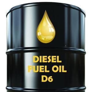 Virgin Fuel Oil - D6