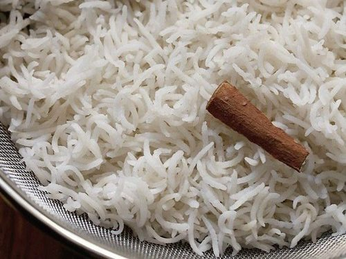 Fresh Pure White Rice