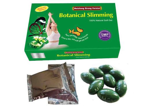 msv botanic slimming