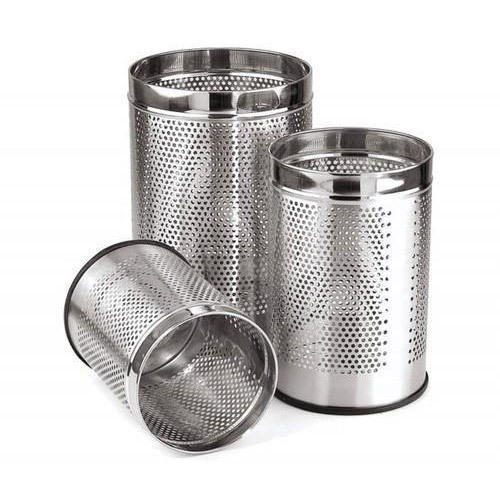 Fine Finished Perforated Bin