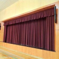 Horizontal Moving Curtain