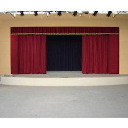 Manual Operated Curtain