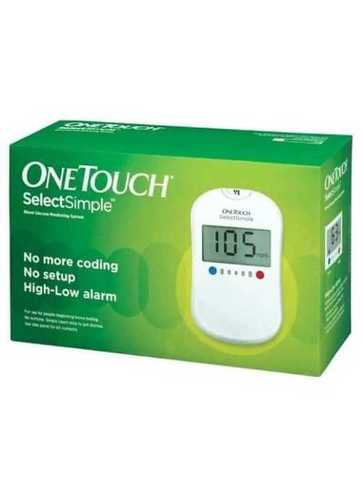 One Touch Select Glucometers
