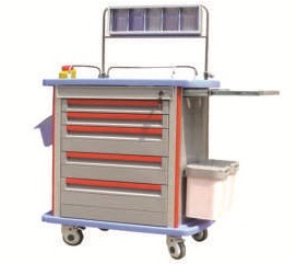 Anesthesia Trolley Abs Body
