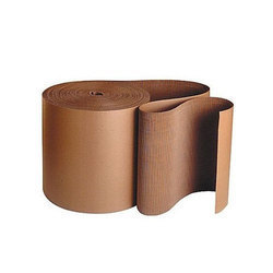Brown Light Weight Corrugated Roll