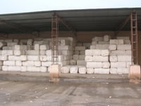 BCI Cotton Bales