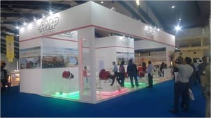 Customized Type Exhibition Stall