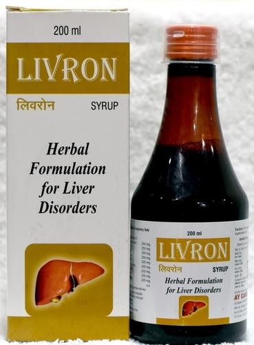 Livron Syrup - 200ml