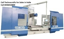 Used Second Hand CNC Bed Type Milling Machine