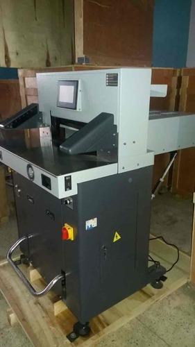 Digital Hydraulic Paper Cutting Machine
