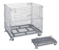 Good Quality Wire Cage Bins