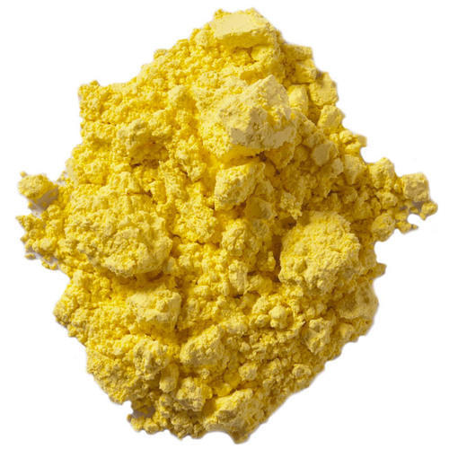 Yellow Pigment Powder