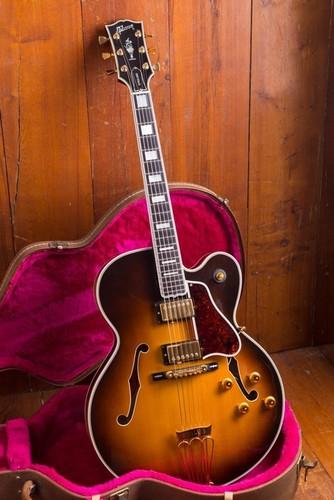 Gibson 1998 Byrdland Vintage Sunburst #90848004 MINT