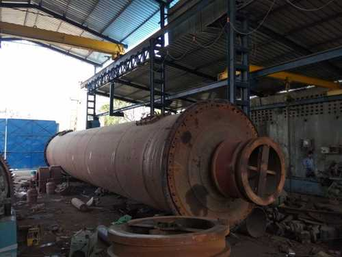 15 Tph Cement Grinding Mill