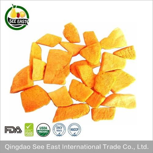 Freeze Dried Pumpkin Bits