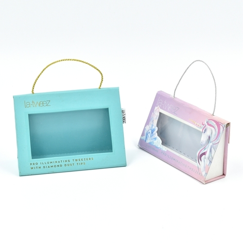 Custom Made Small Hangable Cardboard Box With Magnet