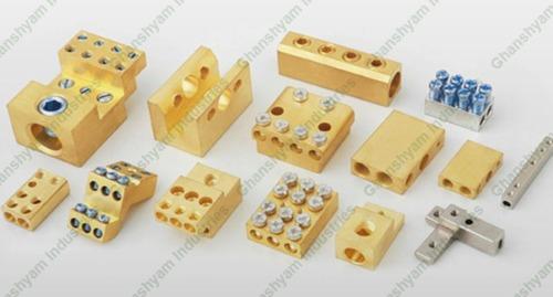 High Grade Brass Terminals Block