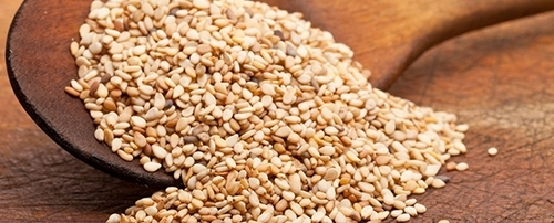 Natural White Sesame Seed