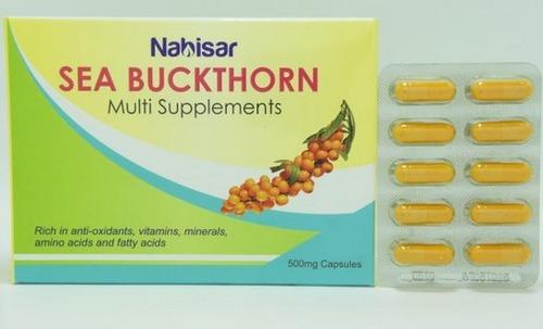 SeaBuckthorn Multi Supplement Capsules