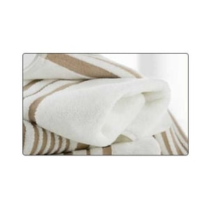 Smooth Texture Cotton Towels