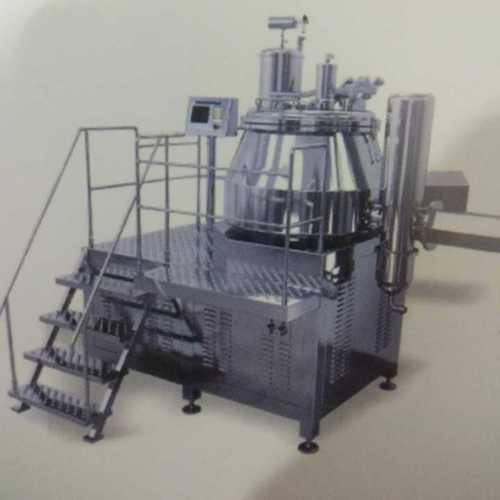Industrial Rapid Mixer Granulator