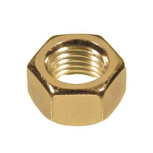 Precision Brass Hex Nuts