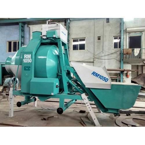 Rm 1050 Reversible Concrete Mixer