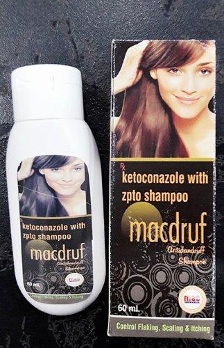 Macdruf Antidandruff Shampoo