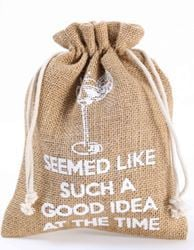 High Quality Jute Pouch