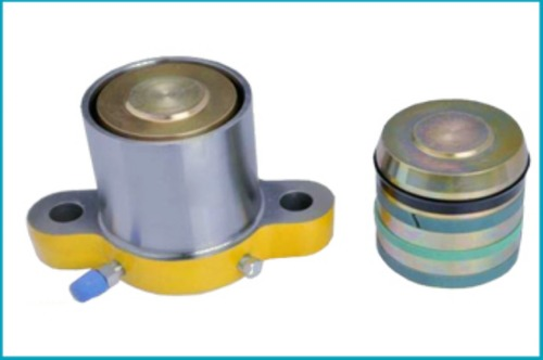 Locking Piston For Excavater Assembly