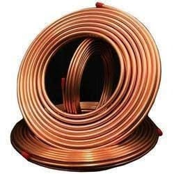 Air Conditioner Copper Pipes