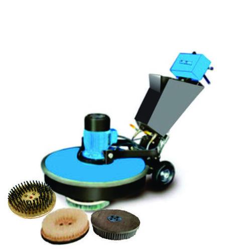 Heavy Duty Floor Scrubber Scarifying Machine