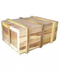 Wooden Box For Painting Frames