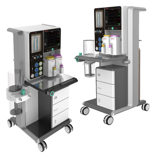 Low Flow Anesthesia Machine