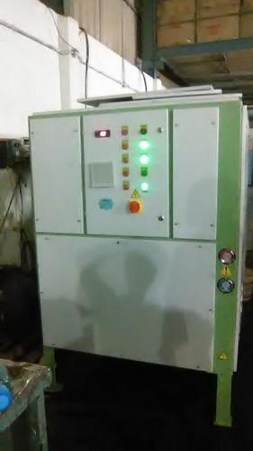 Water Cooled Compact Chiller