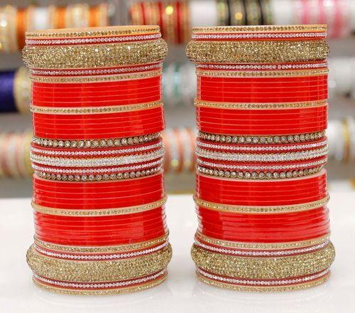 Beautiful Designer Dulhan Bangles