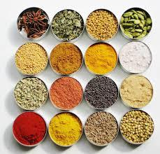 Pure Organic Indian Spices