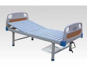 Unmatched Quality Plain Hospital Bed