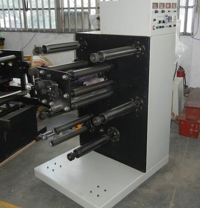 Automatic Hot Stamping And Slitting Machine