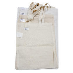 Effective Result Grey Cotton Bags