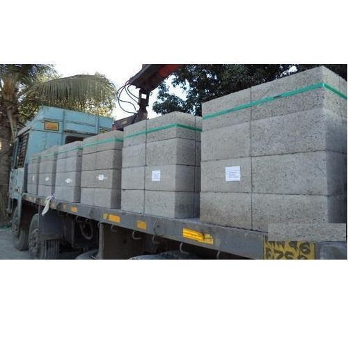 Longer Life Solid Concrete Block