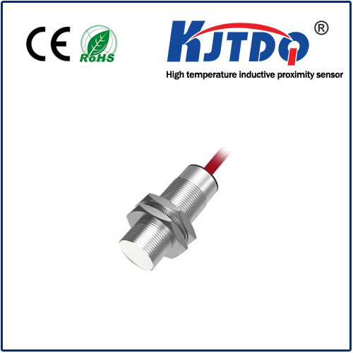 M18 Extended High Temperature Inductive Proximity Sensor Switch