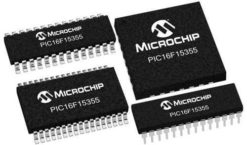 Microchip Ic Integrated Circuit