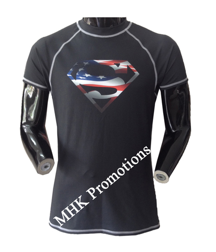 Rash-Guard T Shirt With Full Sublimation