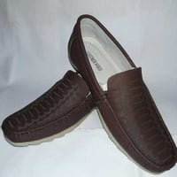 Mens Leather Loafer Shoes