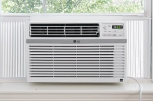 Low Power Maintenance Window Air Conditioners